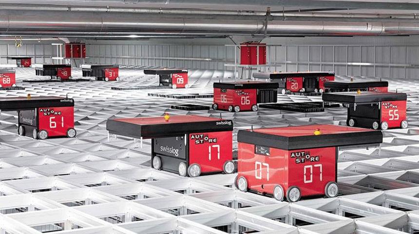 automatizacion logistica