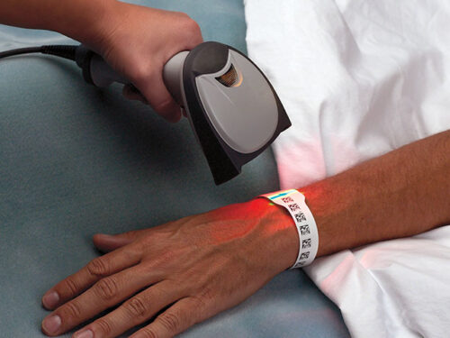 pulseras para hospitales