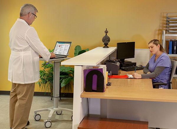 slim cart en hospital y admision