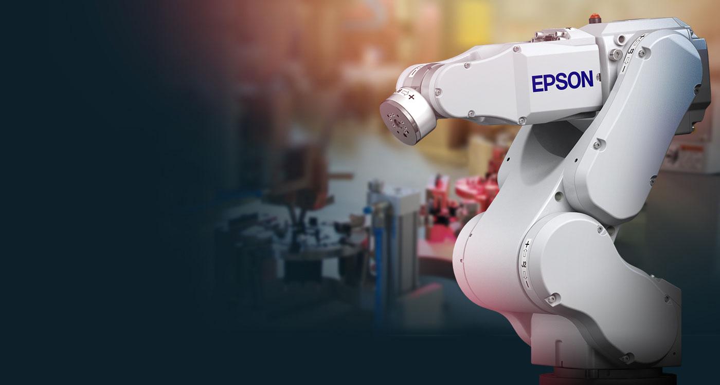 robot epson e impresoras